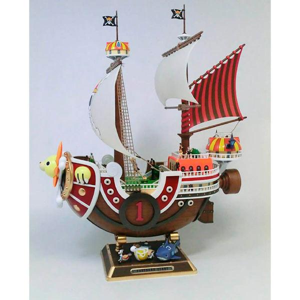 Model Kit Thousand Sunny New World One Piece 30 cm
