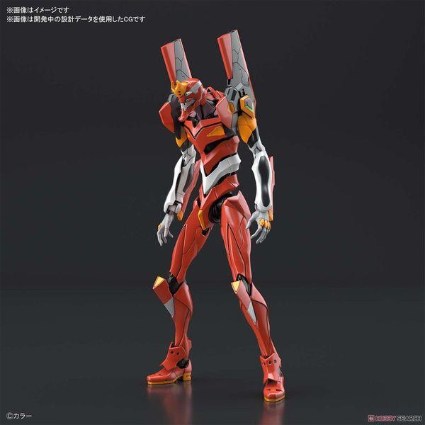 Model Kit Eva-02 RG 1/144 Evangelion Shin Gekijouban