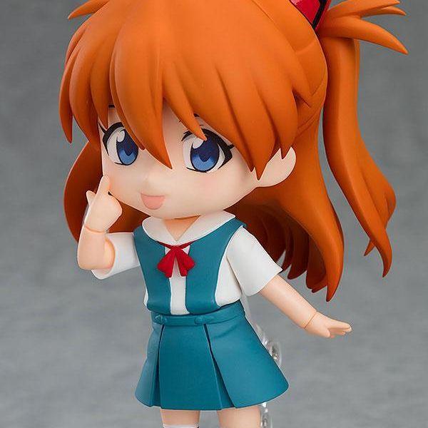 Nendoroid Asuka Shikinami Langley 1202 Rebuild Of Evangelion
