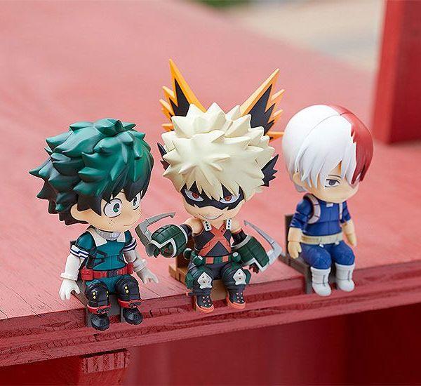 Nendoroid Katsuki Bakugo My Hero Academia Swacchao