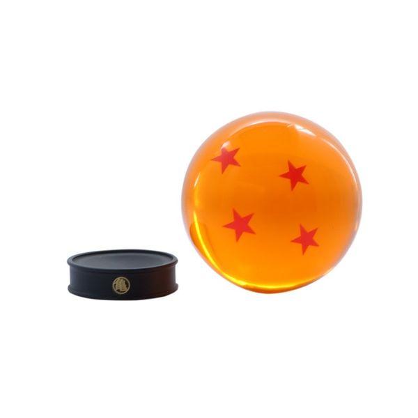 Bola de Dragon 4 Estrellas con base Dragon Ball de ABYstyle