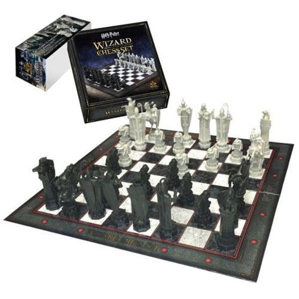 Ajedrez Wizards Chess Harry Potter