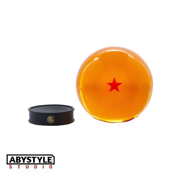 Bola de Dragon 1 Estrella con base Dragon Ball de ABYstyle