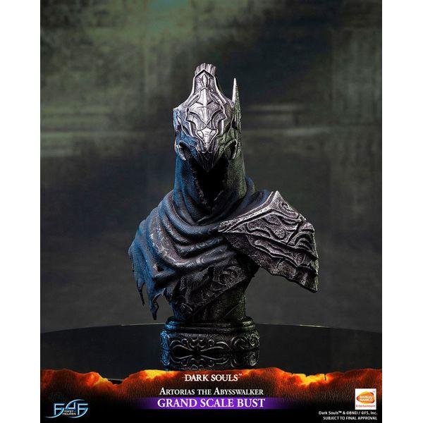 Busto Artorias the Abysswalker Dark Souls Grand Scale
