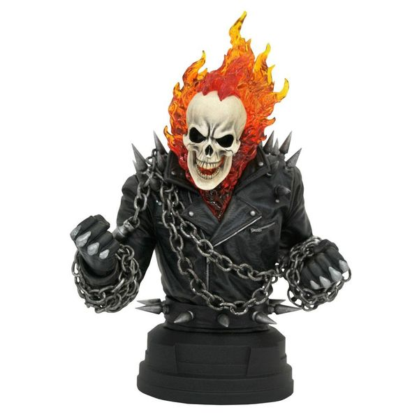 Картинки по запросу Marvel Busts - Comic - 1/6 Scale Ghost Rider