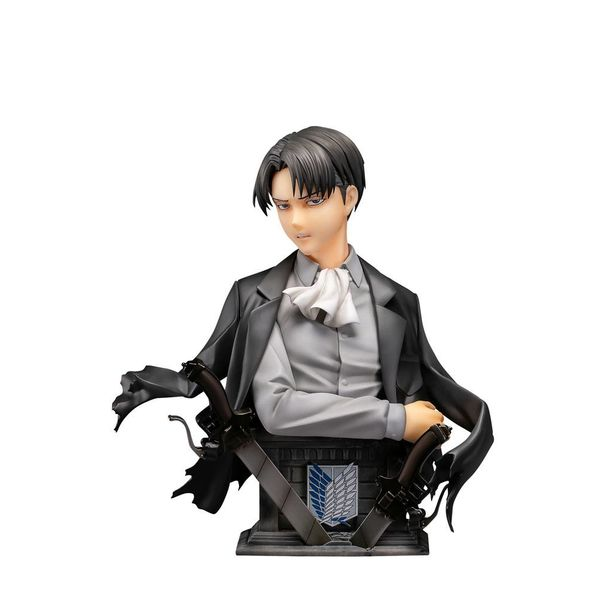 Levi Up Color Bust Attack on Titan