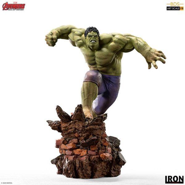 Estatua Hulk Vengadores La Era de Ultron BDS Art Scale