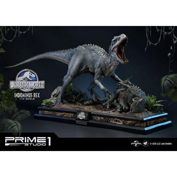 Indominus Rex Statue Jurassic World Fallen Kingdom