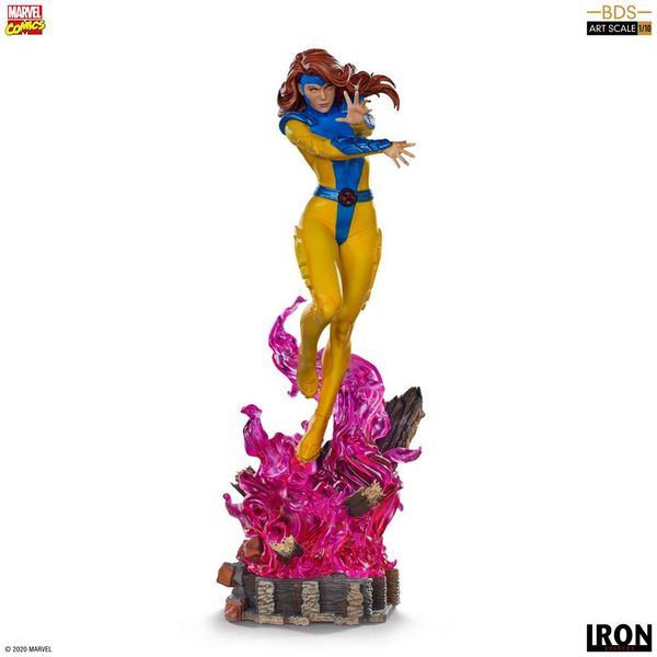 Estatua Jean Grey Marvel Comics BDS Art Scale