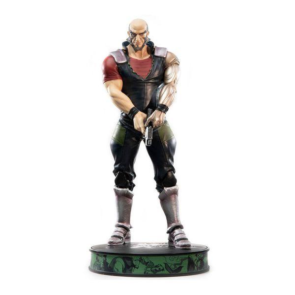 Estatua Jet Black Cowboy Bebop