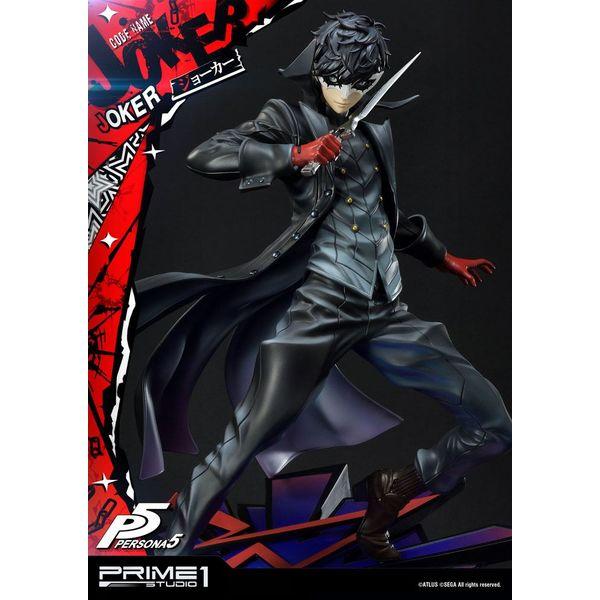 Estatua Joker Persona 5 Premium Masterline