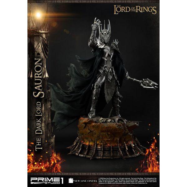 Estatua The Dark Lord Sauron El Señor de los Anillos