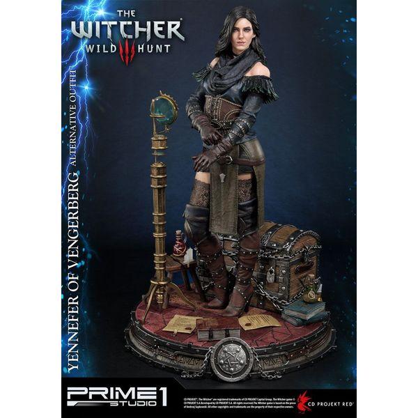 Estatua Yennefer of Vengerberg Alternative Outfit Witcher 3 Wild Hunt