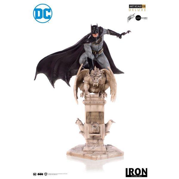 Estatua Batman by Eddy Barrows DC Comics Deluxe Art Scale
