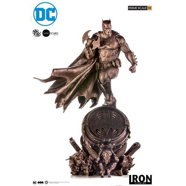 Estatua Batman Bronze Edition DC Comics Legacy Prime