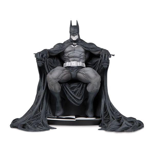 Estatua Batman by Marc Silvestri Batman Black & White DC Comics