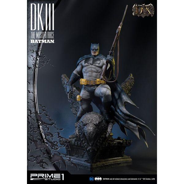 Estatua Batman Deluxe Dark Knight III The Master Race