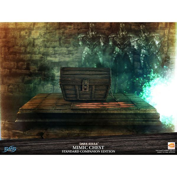 Chest Companion Standard Edition Statue Dark Souls
