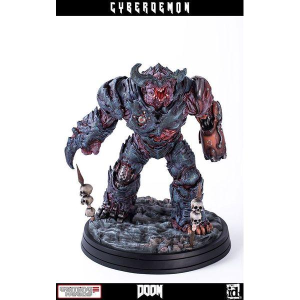 Estatua Cyberdemon DOOM