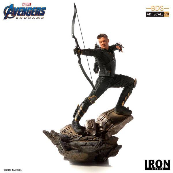 Estatua Hawkeye Vengadores Endgame BDS Art Scale