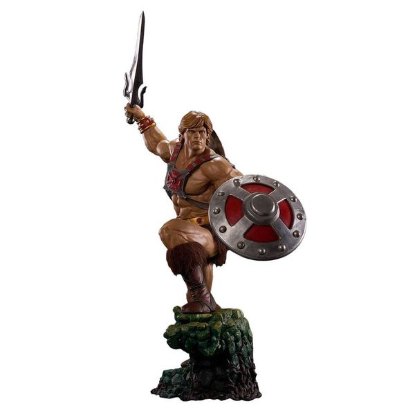 He-Man Statue Masters of the Universe