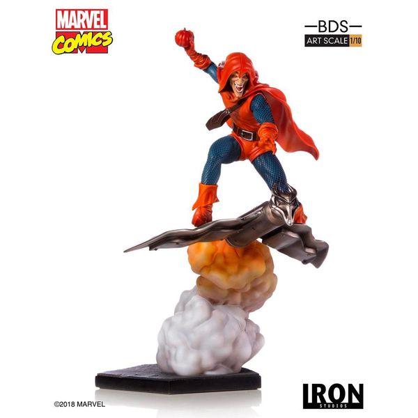 Hobgoblin Statue Marvel Comics BDS Art Scale