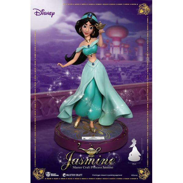 Jasmine Statue Disney Aladdin Master Craft