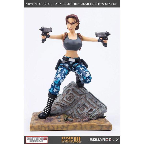 Estatua Lara Croft Regular Version Tomb Raider III