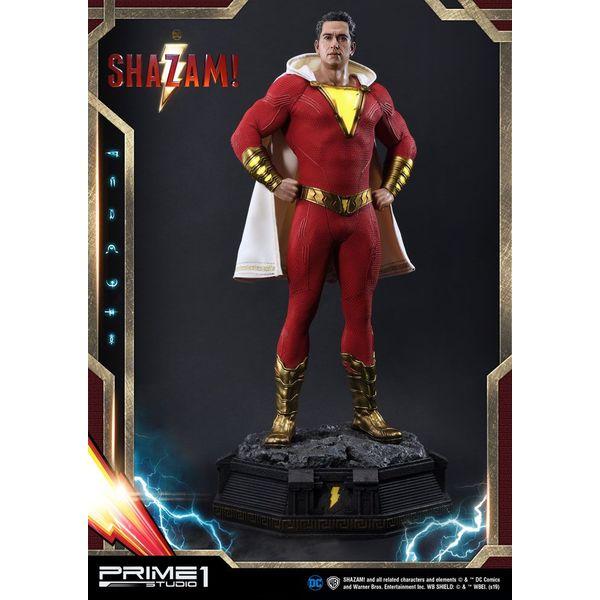 Estatua Shazam DC Comics