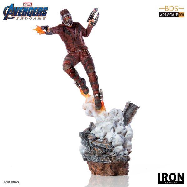 Estatua Star-Lord Vengadores Endgame BDS Art Scale