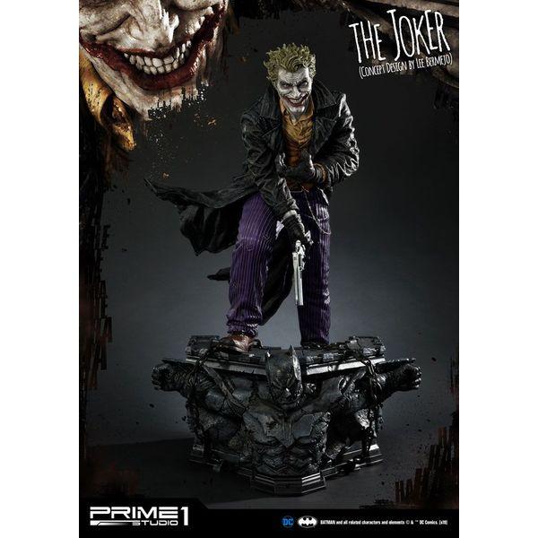 Estatua The Joker by Lee Bermejo DC Comics