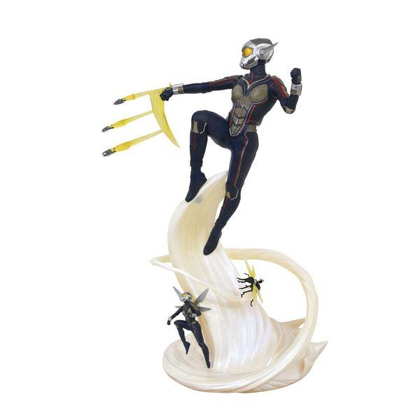 Estatua The Wasp Marvel Comics Marvel Movie Milestones