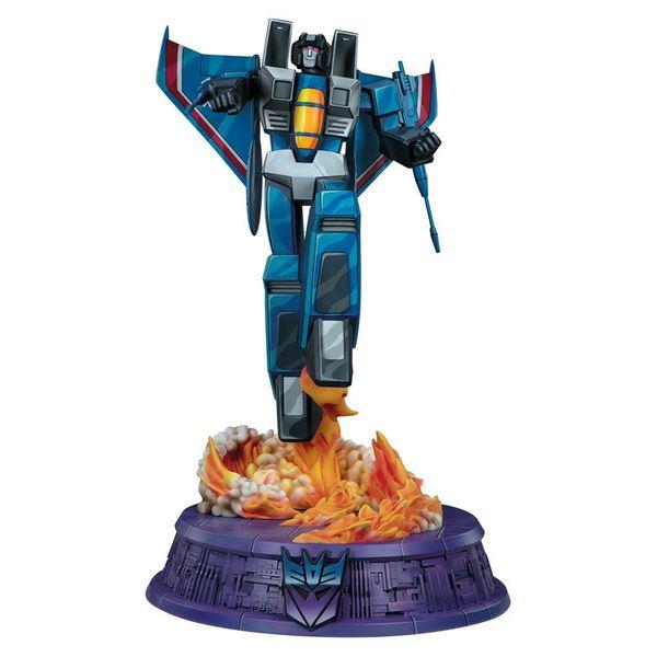 Estatua Thundercracker Museum Scale Transformers