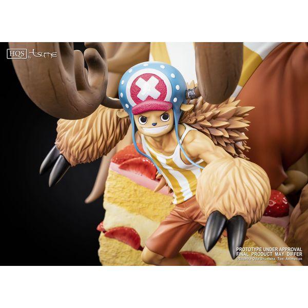 Tony Tony Chopper Statue One Piece HQS