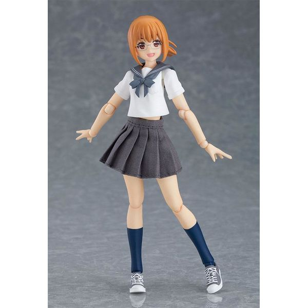 Figma 497 Emily Female Sailor Outfit Original Character