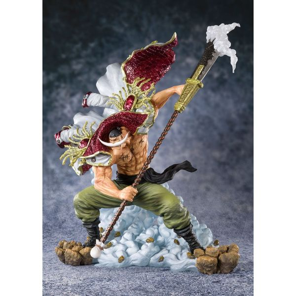 Edward Newgate Whitebeard Pirate Captain Figuarts Zero One Piece