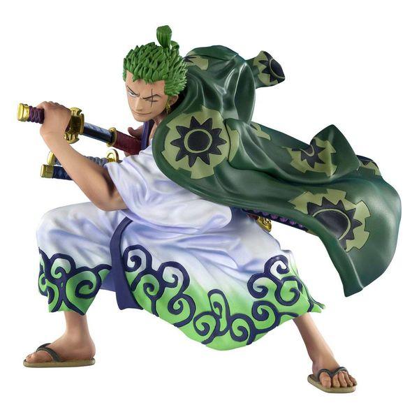 Roronoa Zoro Zorojuro Figuarts Zero One Piece