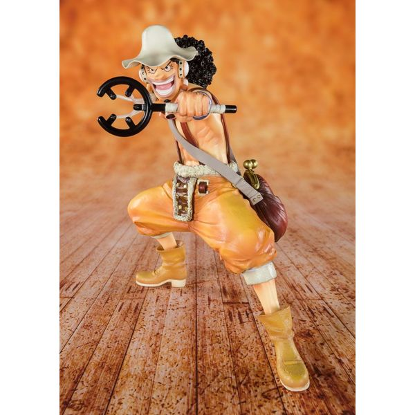 Figuarts Zero Sniper King Usopp One Piece