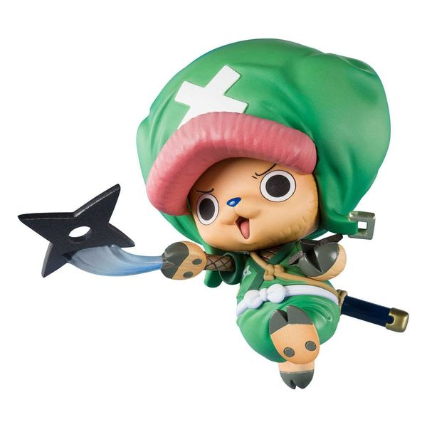 Tony Tony Chopper Chopaemon Figuarts Zero One Piece