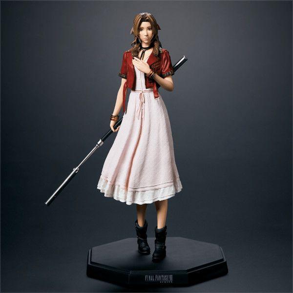 Figura Aerith Final Fantasy VII Remake