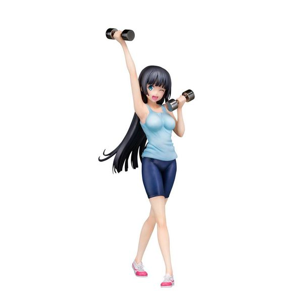 Figura Akemi Souryuuin How Heavy Are the Dumbbells You Lift?