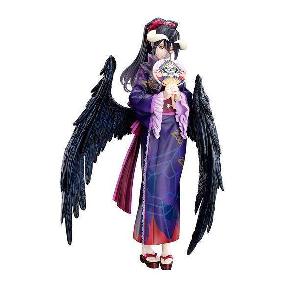 Figura Albedo Yukata Version Overlord