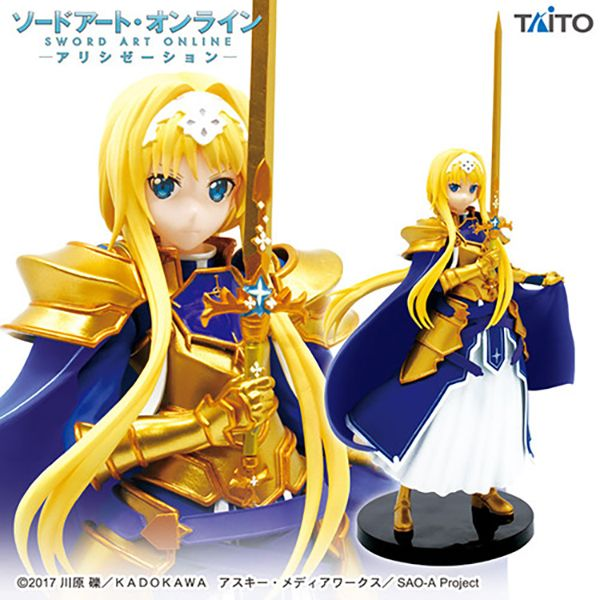 Figura Alice Sword Art Online Alicization Taito