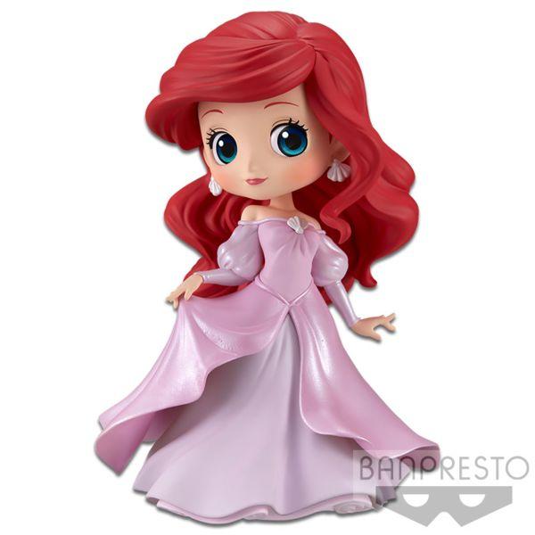 Figura Ariel Princess Dress Disney Characters Q Posket