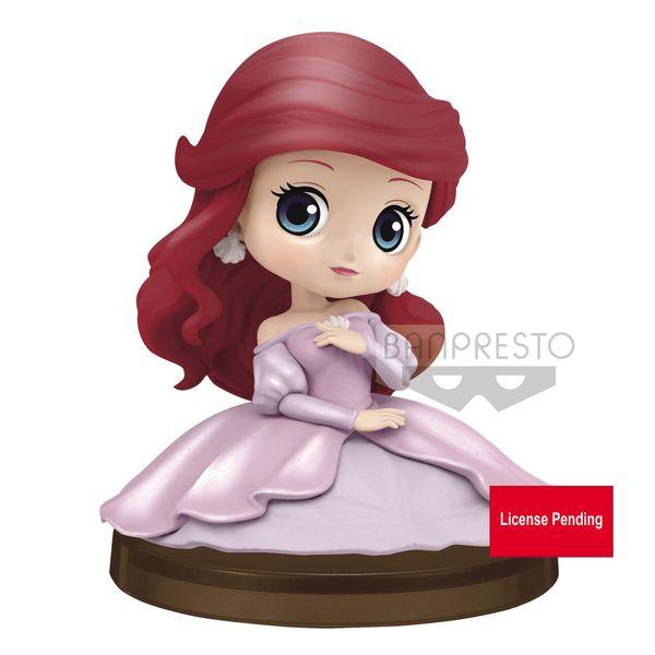 Figura Ariel Sentada Disney Q Posket Petit