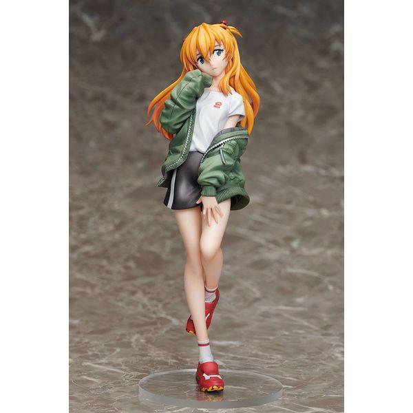 Figura Asuka Shikinami Langley Radio Eva Evangelion