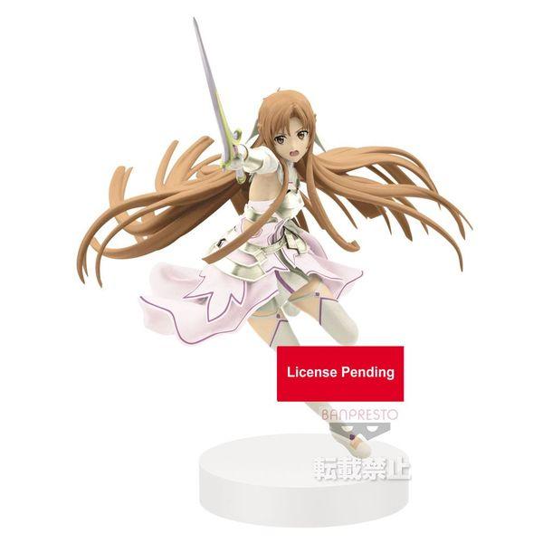 Figura Asuna The Goddess of Creation Stacia Sword Art Online Alicization War of Underworld Espresto
