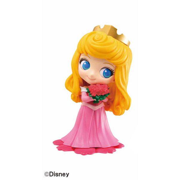 Figura Aurora La Bella Durmiente Disney Q Posket Sweetiny Ver A