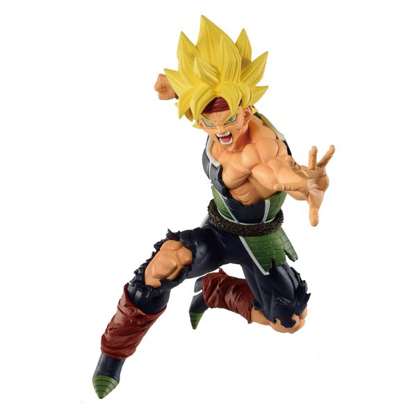 Figura Bardock SSJ Dragon Ball Legends Ichibansho Rising Fighters