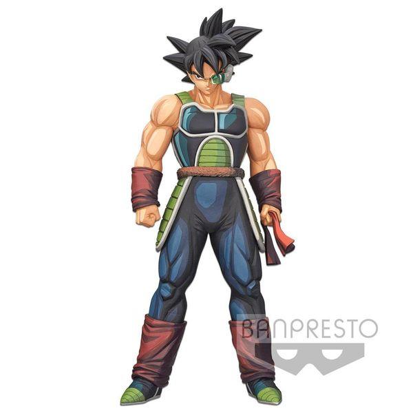 Bardock Manga Dimensions Figure Dragon Ball Z Grandista